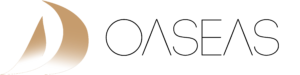 oaseas big logo black